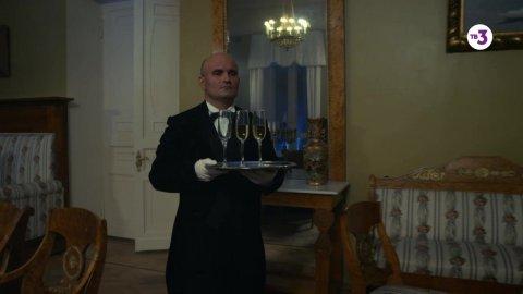 Анна-детективъ 1 сезон 1 серия, кадр 5