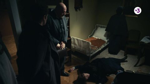 Анна-детективъ 1 сезон 17 серия