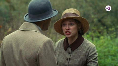 Анна-детективъ, кадр 2