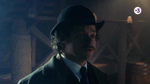 Анна-детективъ 1 сезон 5 серия, кадр 6