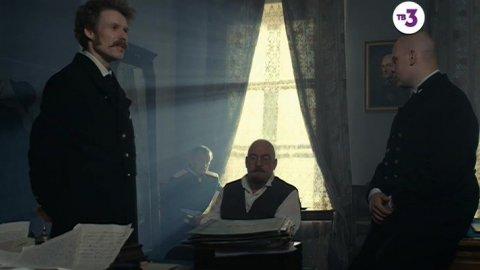 Анна-детективъ 1 сезон 56 серия