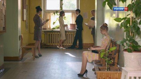 Бедные родственники 1 сезон 10 серия, кадр 5