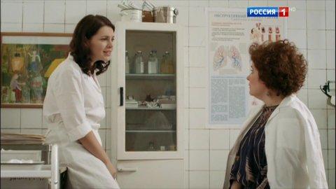 Челночницы 1 сезон 2 серия