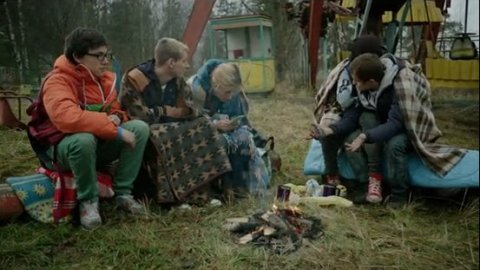 Чернобыль: Зона отчуждения 1 сезон 5 серия, кадр 2