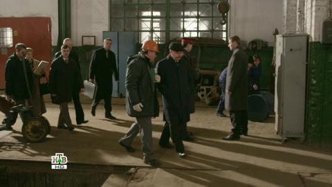 Чума 1 сезон 18 серия, кадр 2