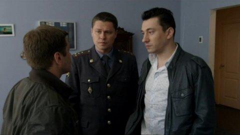 Чужой район 3 сезон 4 серия