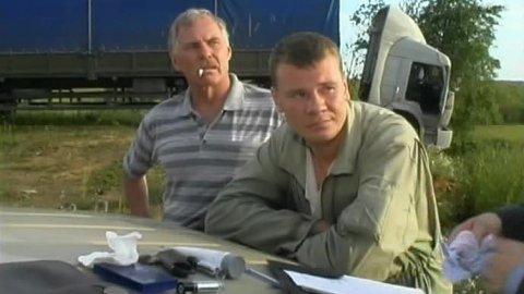Дальнобойщики 1 сезон 3 серия, кадр 6