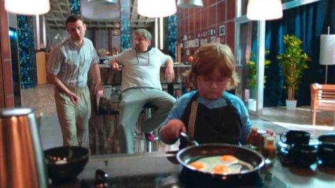 Два отца и два сына 1 сезон 11 серия, кадр 2