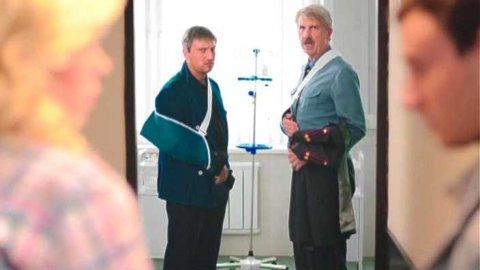 Два отца и два сына 1 сезон 12 серия, кадр 6