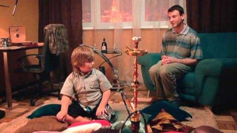 Два отца и два сына 1 сезон 4 серия, кадр 6