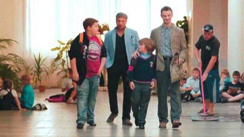 Два отца и два сына 1 сезон 8 серия, кадр 6