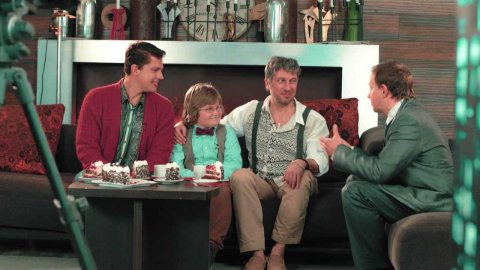 Два отца и два сына 2 сезон 6 серия, кадр 5
