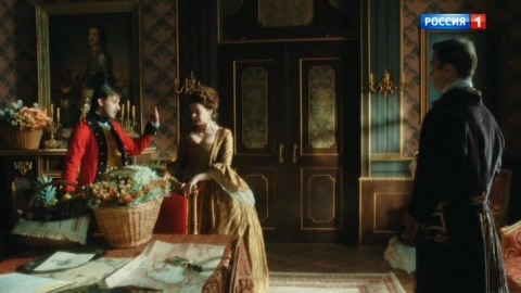 Екатерина 2 сезон 2 серия, кадр 2