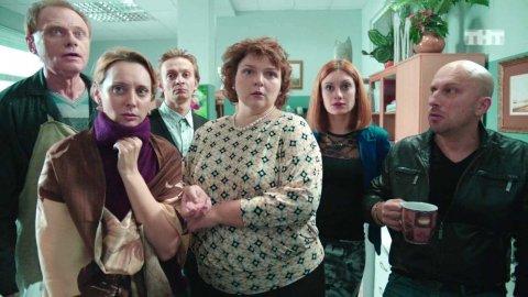 Физрук 1 сезон 3 серия, кадр 4