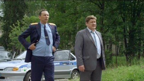 Инспектор Купер 2 сезон 25 серия, кадр 5