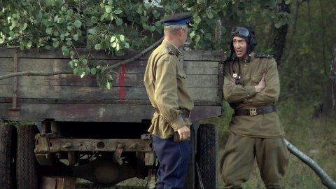 Истребители 1 сезон 5 серия