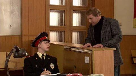 Кадетство 1 сезон 23 серия