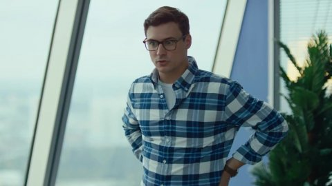 Как я стал русским 1 сезон 14 серия, кадр 10