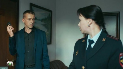 Канцелярская крыса 1 сезон 15 серия, кадр 3