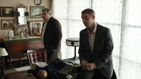 Карина Красная 1 сезон 6 серия, кадр 5