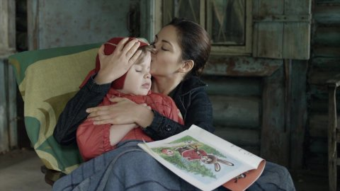 Карина Красная 1 сезон 8 серия, кадр 5