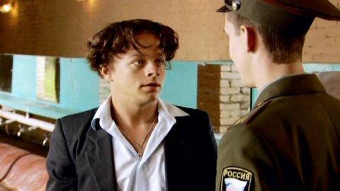 Кремлевские курсанты 1 сезон 1 серия, кадр 3