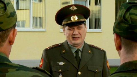 Кремлевские курсанты 1 сезон 12 серия