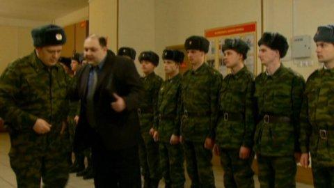 Кремлевские курсанты 1 сезон 56 серия