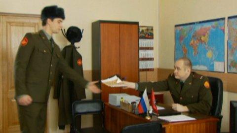Кремлевские курсанты 1 сезон 59 серия