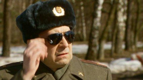 Кремлевские курсанты 1 сезон 70 серия