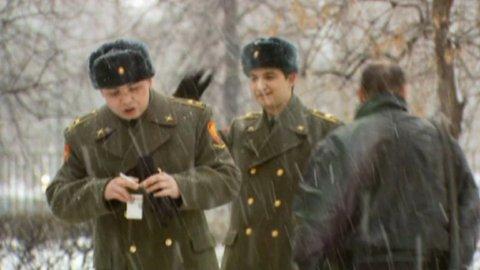 Кремлевские курсанты 1 сезон 74 серия