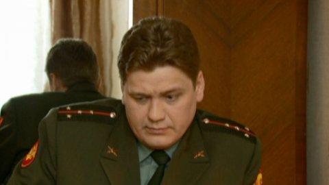 Кремлевские курсанты 1 сезон 79 серия