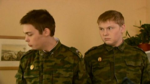 Кремлевские курсанты 1 сезон 80 серия