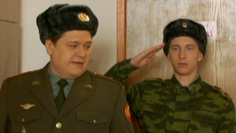 Кремлевские курсанты 2 сезон 64 серия