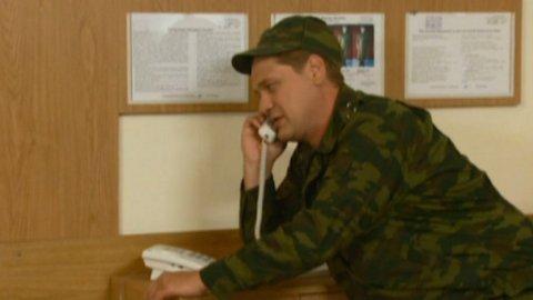 Кремлевские курсанты 2 сезон 7 серия
