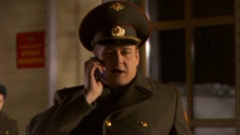 Кремлевские курсанты 2 сезон 72 серия