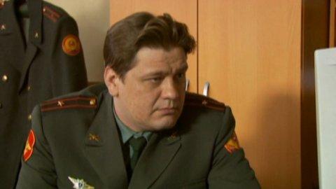 Кремлевские курсанты 2 сезон 73 серия