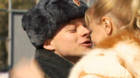 Кремлевские курсанты 2 сезон 76 серия