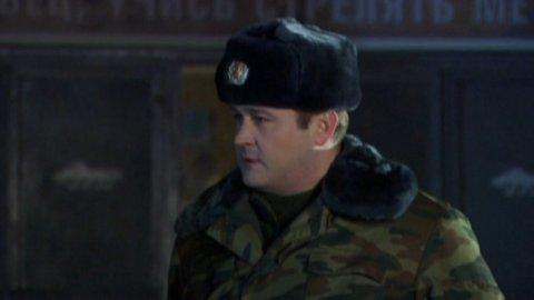 Кремлевские курсанты 2 сезон 77 серия