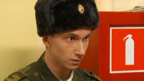 Кремлевские курсанты 2 сезон 79 серия