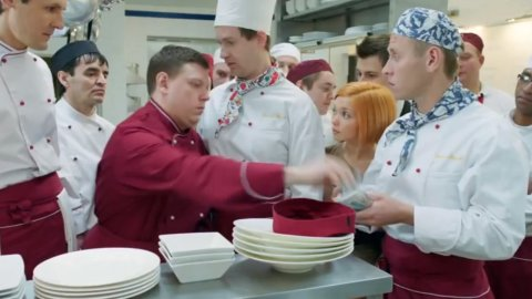 Кухня 2 сезон 10 серия, кадр 3