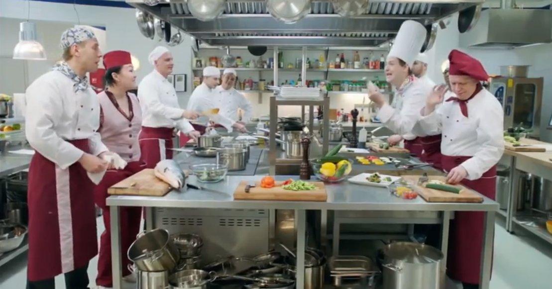 кухня-2 сезон смотреть онлайн
