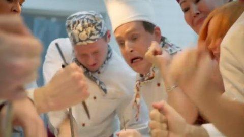 Кухня 2 сезон 17 серия, кадр 2