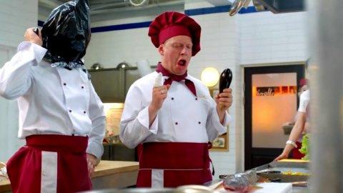Кухня 4 сезон 18 серия