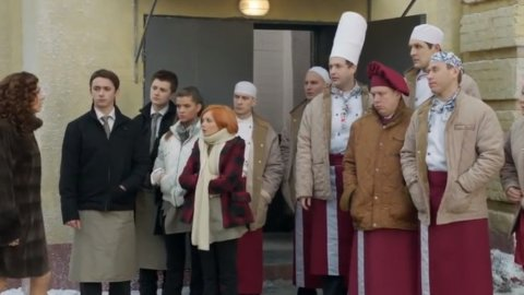 Кухня 2 сезон 19 серия