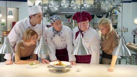 Кухня 1 сезон 2 серия