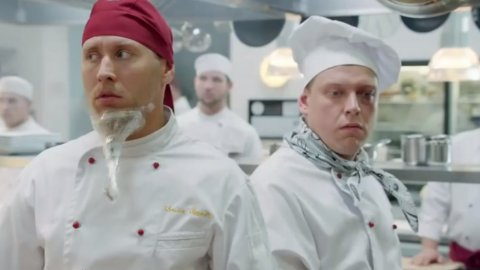 Кухня 2 сезон 6 серия
