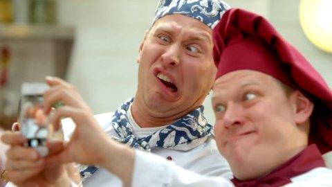 Кухня 4 сезон 4 серия, кадр 4