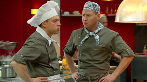 Кухня 5 сезон 1 серия, кадр 12