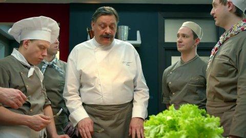Кухня 5 сезон 11 серия, кадр 11